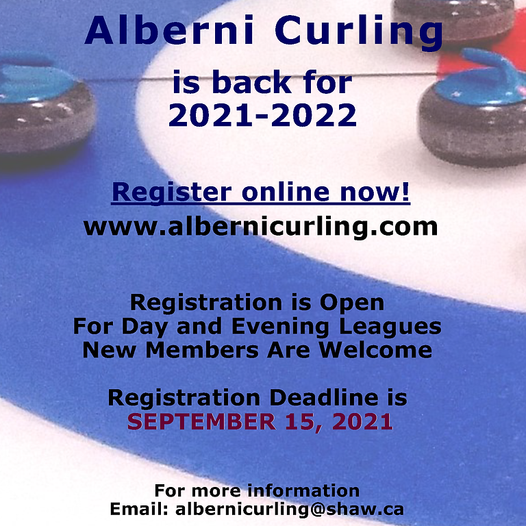 2021-2022 Alberni Curling
