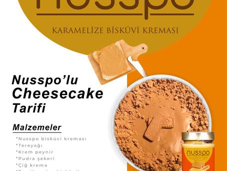 Nusspo'lu Cheesecake Tarifi