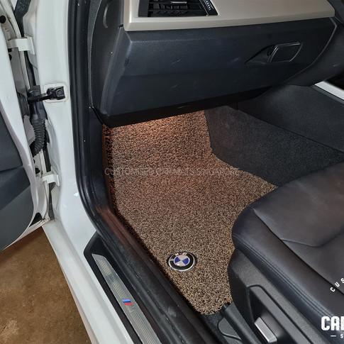 BMW 116d (F20) LCI 2016