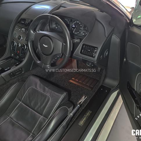 Aston Martin Vantage V8 N430 2016