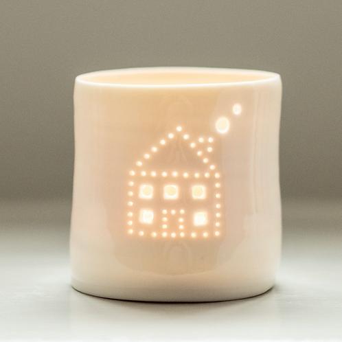 House Mini Tealight Holder