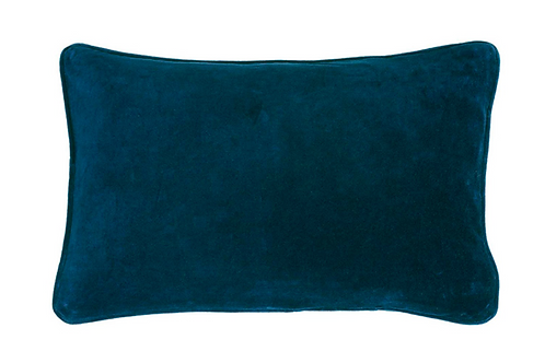 Cushion Velvet Navy