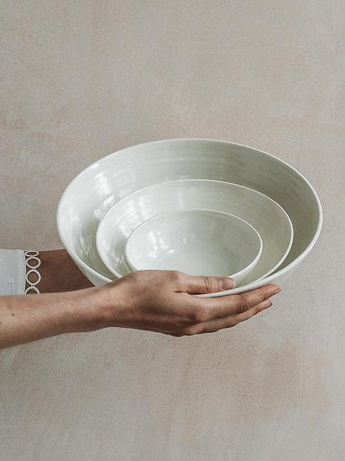 Serving Bowl Set - Milk