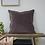 Thumbnail: Velvet Ombre Cushion - Heather