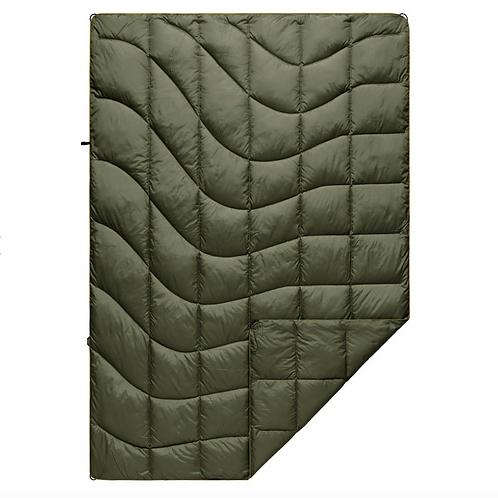 Solid Nanoloft Blanket - Cypress