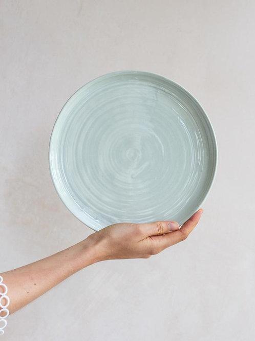 Small Plate - Seaglass