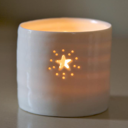 Mini Starburst Tealight Holder