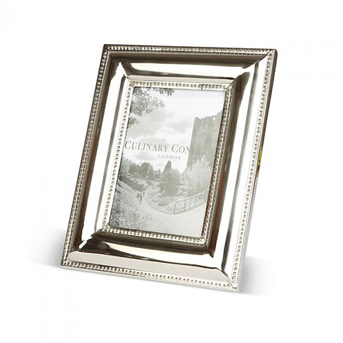 Medium Beaded Photo Frame