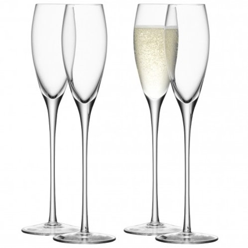 LSA Champagne Flute - Set of 4
