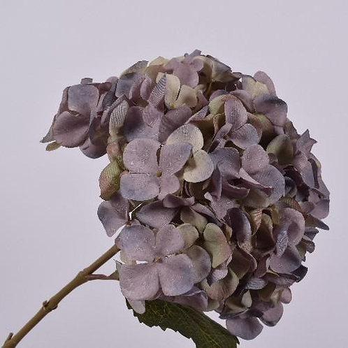 Hydrangea Stem - Purple