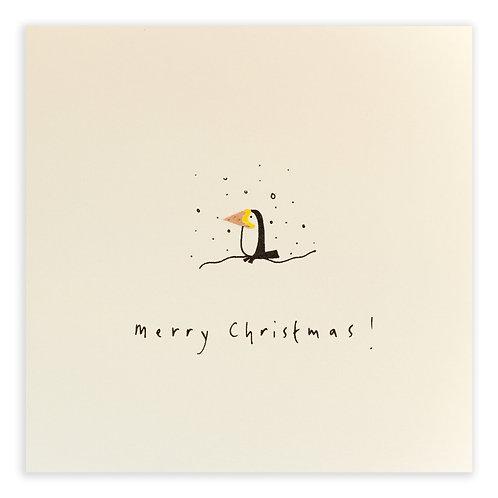 Christmas Card Penguin