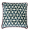 Thumbnail: Hand Printed Cushion - Maroc Indigo