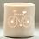 Thumbnail: Mini Bicycle Tealight Holder