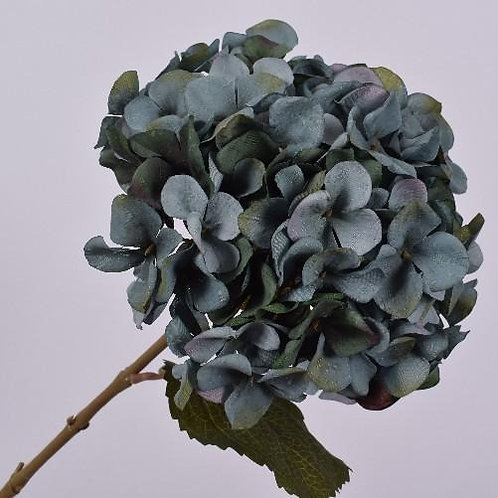Hydrangea Spray - Blue