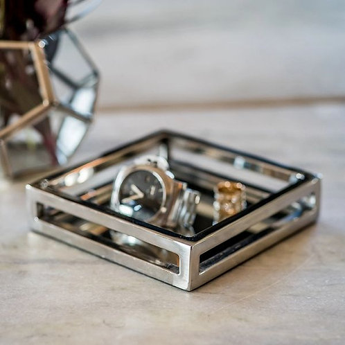 Mini Square Cut Out Tray