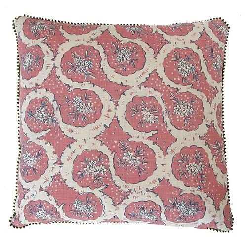 Hand Printed Cushion - Heaven Sent