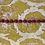 Thumbnail: Hand Printed Cushion - Old Gold