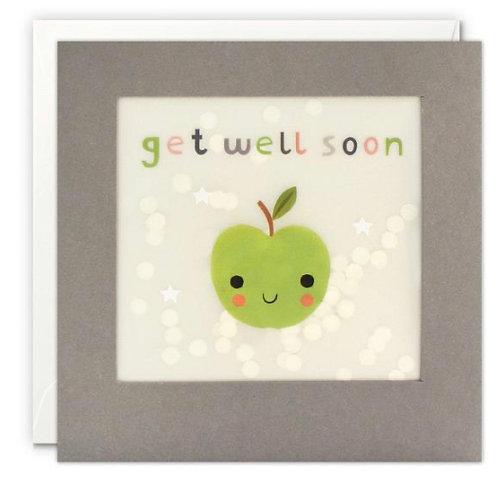 Get Well Soon Apple Card