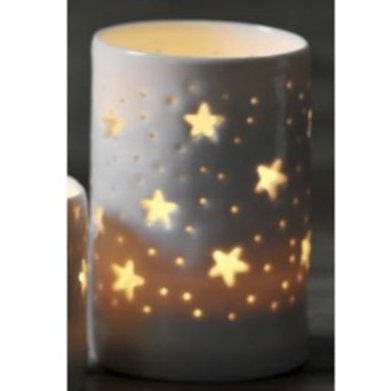 Maxi Stars Tealight Holder