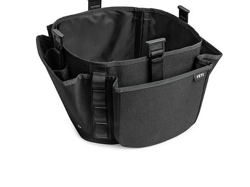 Loadout Bucket Utility Gear Belt - Charcoal