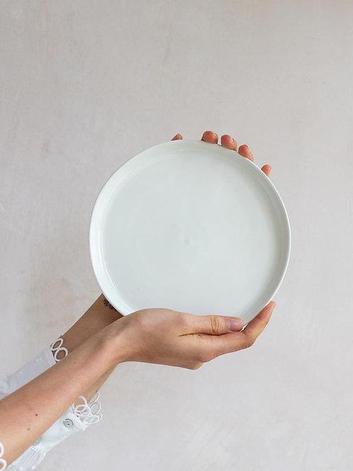 Small Plate - Milk