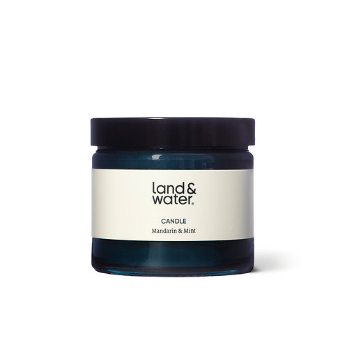 Candle - Mandarin & Mint