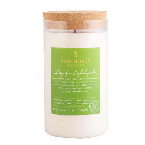 Glory of an English Garden Candle