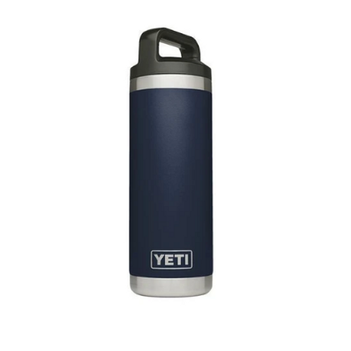 Rambler 18 Oz Bottle - Navy