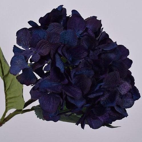 Hydrangea Stem - Dark Purple