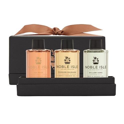 Noble Isle Fresh and Clean Trio Gift Set