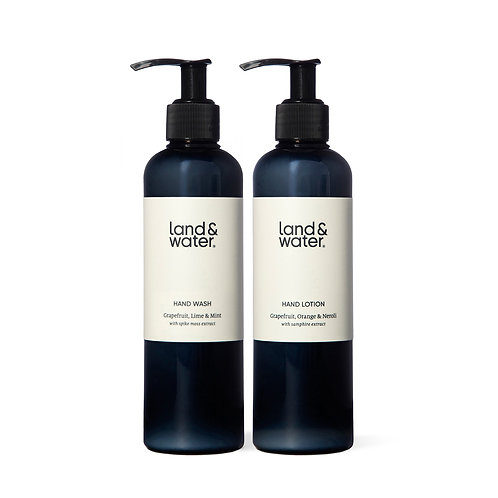Hand Duo - Citrus, Mint & Neroli