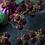 Thumbnail: Fruit Branch Blackberries - Green & Brown