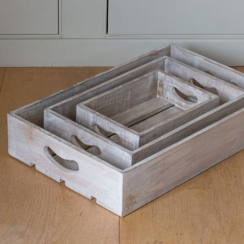Wooden Fish Crate