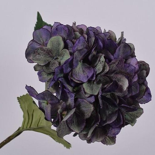 Hydrangea Spray - Purple