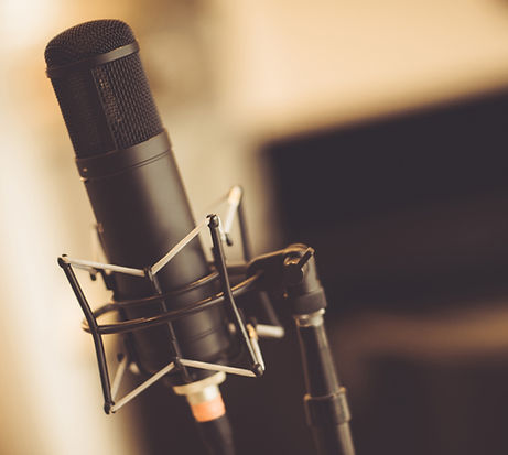Commercial voice over talent Carolina Voice Overs