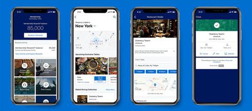 Amex Mobile app