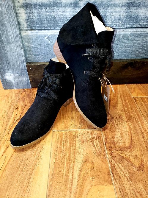 Black Booties Boots