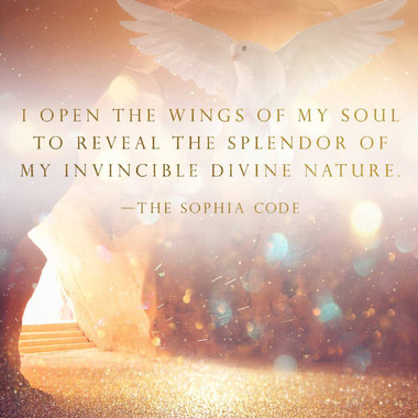 Open the Wings of My Soul