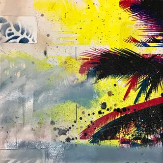 Glitch Palms 2