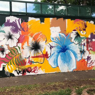 UH Mural