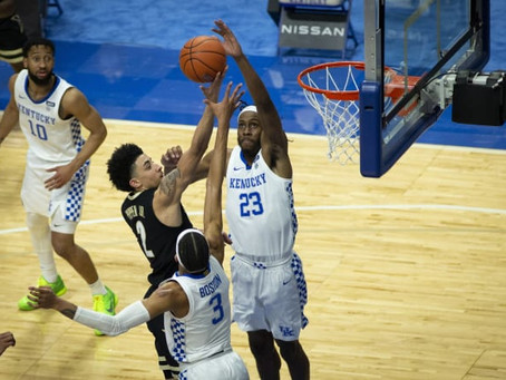 UK vs Vanderbilt Recap