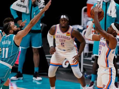 UK's NBA Cats: Week 1
