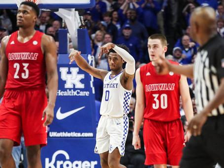 Kentucky vs Louisville Preview