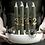 Décorations pour bougies de l'avent
