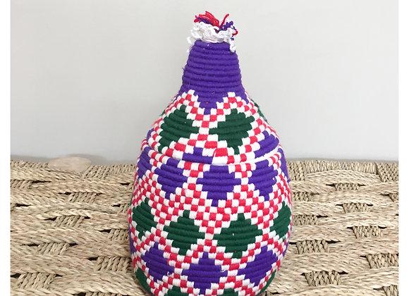 Pot Berbère coloré