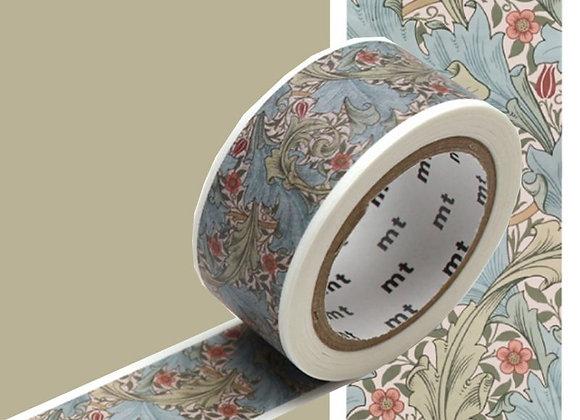 Masking tape fleuri