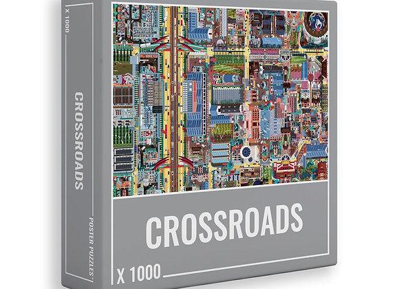 Puzzle crossroads - Blanc Bohème