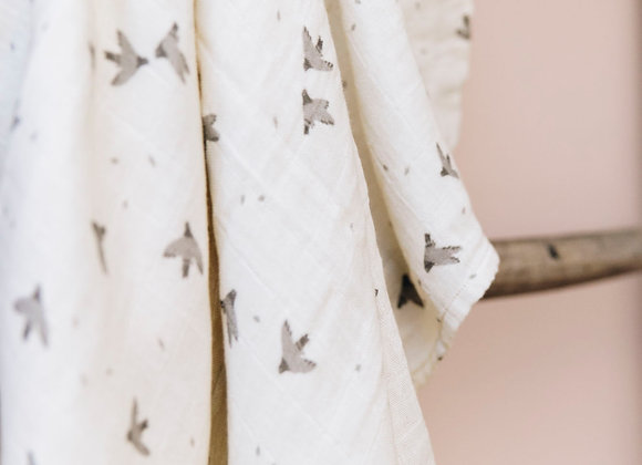 Lange pigeons, Main sauvage - Blanc Bohème