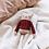 Doudou chat Main sauvage - cadeau de naissance