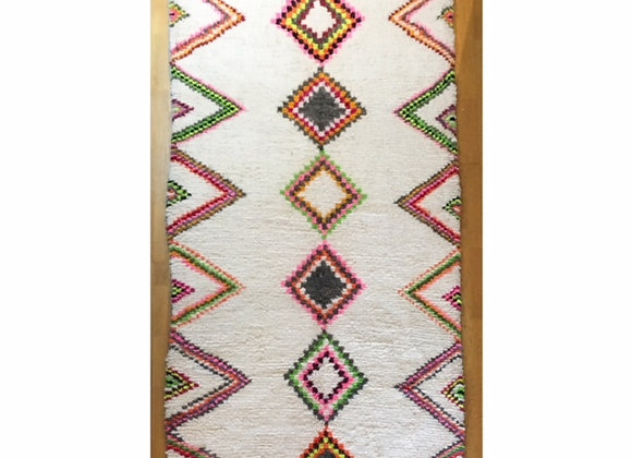 Grand Tapis Azilal  272x141 cm